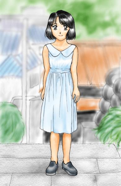 少女(その1)