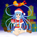 クリスマス<br>プレゼントでゲソ!