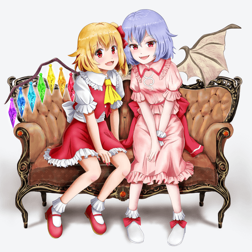 How cute vampires!
