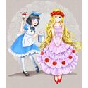 薔薇と少女たち(2)